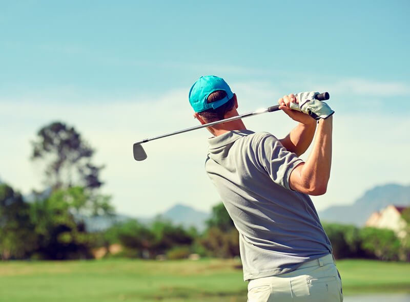 jugador club de golf campestre cocoyoc