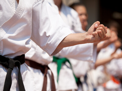 karate capoeira en campestre cocoyoc